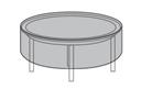 Custom Round Patio Covers