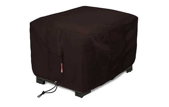 Rectangular Ottoman Cover National Patio Covers