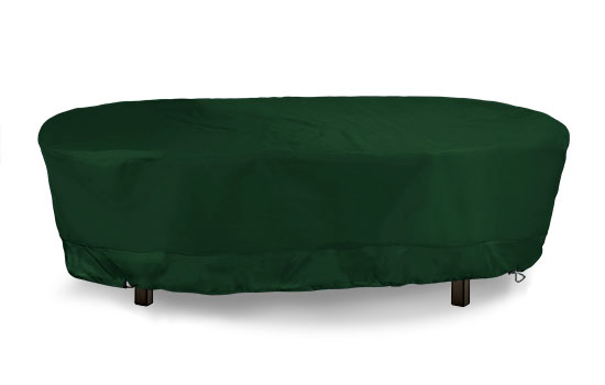 oval table cover